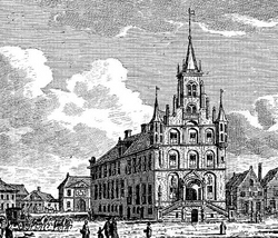 Stadhuis 1800